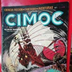 Cómics: CIMOC 7. Lote 147705382