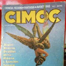 Cómics: CIMOC 11. Lote 147705706