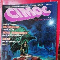Cómics: CIMOC 10. Lote 147705802