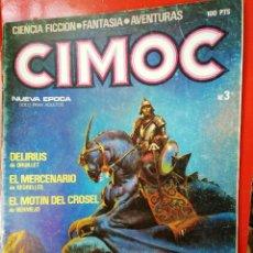 Cómics: CIMOC 3. Lote 147705870