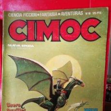 Cómics: CIMOC 10. Lote 147705990