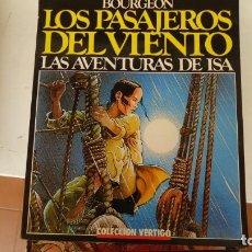 Cómics: LOS PASAJEROS DEL VIENTO. Lote 147820050