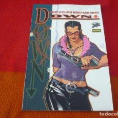 Cómics: DOWN ( WARREN ELLIS TONY HARRIS ) COMICS NOIR Nº 27 ¡MUY BUEN ESTADO! NORMA . Lote 147890046