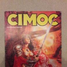 Cómics: CIMOC ESPECIAL HEROÍNAS. Lote 147992010