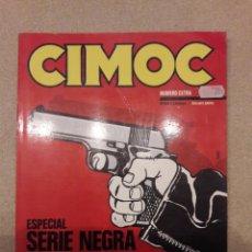 Cómics: CIMOC ESPECIAL SERIE NEGRA. Lote 147992090