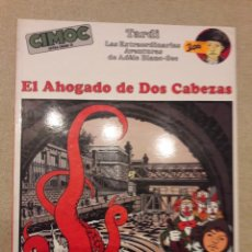 Cómics: EL AHOGADO DE DOS CABEZAS - ADELE BLANC-SEC, JACQUES TARDI. Lote 148001038