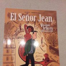 Comics: EL SEÑOR JEAN: VIVAMOS FELICES SIN PARECERLO (CIMOC EXTRA COLOR 213), DUPUY / BERBERIAN. Lote 148017446