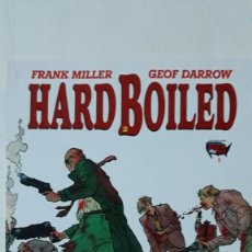 Cómics: HARD BOILED 2 (COL. MADE IN THE USA Nº 5), FRANK MILLER / GEOFF DARROW. Lote 148021886