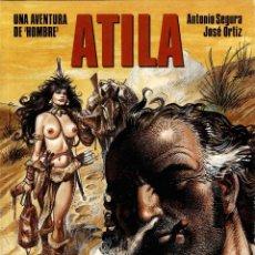 Cómics: HOMBRE - ATILA - CIMOC EXTRA COLOR Nº 87. Lote 148102994