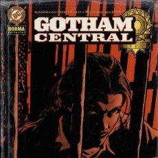 Cómics: GOTHAM CENTRAL - MEDIA VIDA -. Lote 148106618