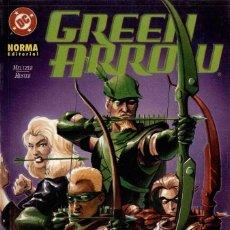 Cómics: GREEN ARROW- LA MISIÓN DEL ARQUERO. Lote 148106914