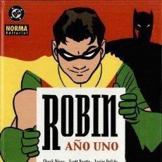 Cómics: ROBIN AÑO UNO. Lote 148107366