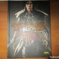 Cómics: LOS CABALLEROS DE HELIÓPOLIS. 1. NIGREDO. JODOROWSKY. NORMA EDITORIAL. Lote 148165794