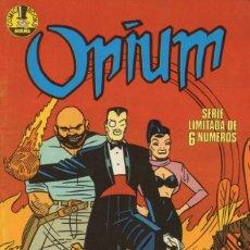 Cómics: COMICS OPIUM (MINI SERIE COMPLETA 6 EJEMPLARES). Lote 148172670