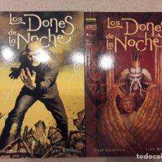Cómics: LOS DONES DE LA NOCHE, COMPLETA (2 TOMOS), PAUL CHADWICK / JOHN BOLTON (VÉRTIGO). Lote 148175542