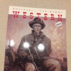 Cómics: WESTERN, ROSINSKI / VAN HAMME (CIMOC EXTRA COLOR Nº 189). Lote 148177470