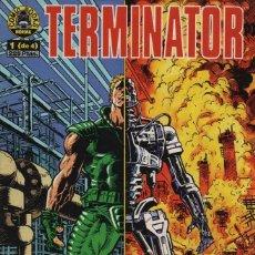 Cómics: COMICS TERMINATOR (NORMA) MINI SERIE COMPLETA 4 EJEMPLARES. Lote 148178906