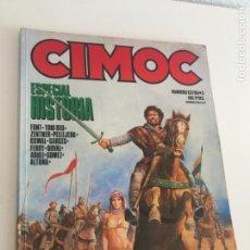 Cómics: CIMOC - ESPECIAL HISTORIA - NUMERO 5 EXTRA - NORMA EDITORIAL. Lote 148180258
