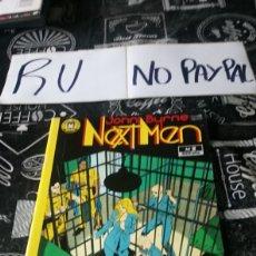 Cómics: NEXT MEN 2 NORMA EDITORIAL ATRAPADOS POR LA LEY. Lote 148280378