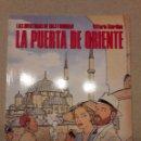 Cómics: LS AVENTURAS DE MAX FRIDMAN: LA PUERTA DE ORIENTE, GIARDINO (CIMOC EXTRA COLOR Nº 41). Lote 161243638