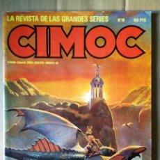 Cómics: REVISTA CIMOC N°18 (NORMA EDITORIAL, 1982). 76 PÁGINAS EN COLOR Y B/N.. Lote 148446761