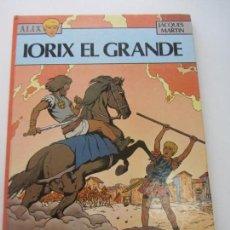 Cómics: LAS AVENTURAS DE ALIX. IORIX EL GRANDE. MARTIN, JACQUES. NORMA EDITORIAL. TAPA DURA. VSD02. Lote 148556378