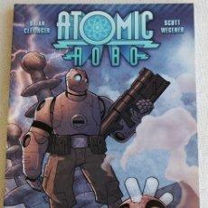 Cómics: ATOMIC ROBO - VOLUMEN 1 NORMA - CLEVINGER - WEGENER. Lote 148633578