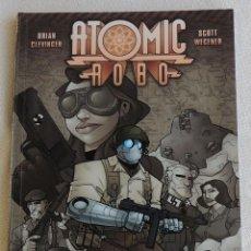 Cómics: ATOMIC ROBO - VOLUMEN 2 - NORMA - CLEVINGER - WEGENER. Lote 148633714