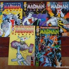 Fumetti: MADMAN COMICS - NORMA / COLECCIÓN COMPLETA. Lote 148641822