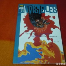 Cómics: LOS INVISIBLES MONSTRUOS REALES ( GRANT MORRISON ) ¡MUY BUEN ESTADO! VERTIGO NORMA. Lote 148936298