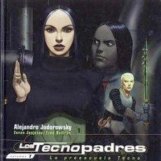 Cómics: LOS TECNOPADRES COMPLETA 8 TOMOS (JODOROWSKY / JANJETOV) - NORMA - CARTONE - COMO NUEVOS - OFI15. Lote 149256890