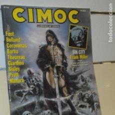 Comics: LA REVISTA DE AVENTURAS CIMOC Nº 143 - NORMA - OCASION. Lote 149379318