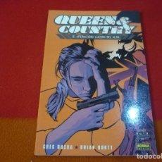 Cómics: QUEEN & COUNTRY Nº 2 LUCERO DEL ALBA ( GREG RUCKA ) ¡MUY BUEN ESTADO! NORMA NOIR 5. Lote 149395894