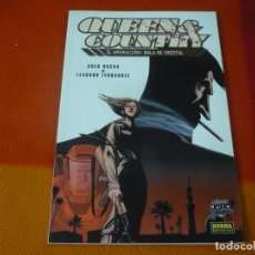 Cómics: QUEEN & COUNTRY Nº 3 OPERACION BOLA DE CRISTAL ( GREG RUCKA ) ¡MUY BUEN ESTADO! NORMA NOIR 6. Lote 149395998