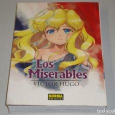 Cómics: LOS MISERABLES . Lote 149503490
