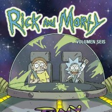 Cómics: CÓMICS. RICK Y MORTY 6 - KYLE STARKS/CJ CANNON/MARC ELLERBY. Lote 149536558