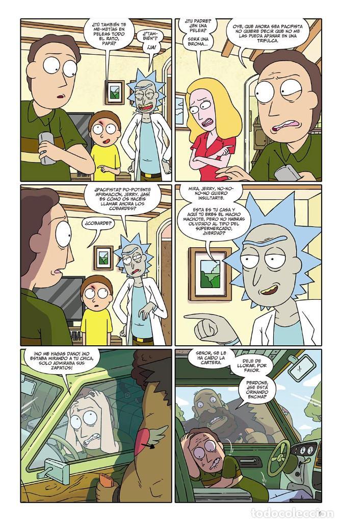 Cómics: Cómics. RICK Y MORTY 6 - Kyle Starks/CJ Cannon/Marc Ellerby - Foto 4 - 149536558