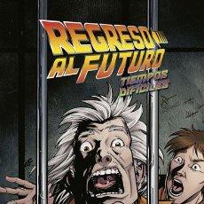 Cómics: CÓMICS. REGRESO AL FUTURO 5. TIEMPOS DIFÍCILES - JOHN BARBER/BOB GALE/FERREIRA (CARTONÉ). Lote 149536958