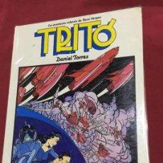 Cómics: NORMA TRITO DE DANIEL TORRES TOMO 2 BUEN ESTADO REF.TD4. Lote 149554822