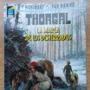 Cómics: THORGAL. LA MARCA DE LOS DESTERRADOS. Nº 20. COLECCION PANDORA 55. ROSINSKI / VAN HAMME. NORMA. Lote 164833461