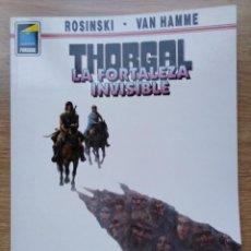 Cómics: THORGAL. LA FORTALEZA INVISIBLE. Nº 19. COLECCION PANDORA 49. ROSINSKI / VAN HAMME. NORMA. Lote 149621686