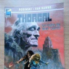 Cómics: THORGAL. LA CAIDA DE BREK ZARITH. Nº 6. COLECCION PANDORA 70. ROSINSKI / VAN HAMME. NORMA. Lote 164595266