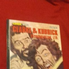 Cómics: CLARKE & KUBRICK ESPACIALISTAS LTD. - CIMOC 6 - A. FONT - CARTONE. Lote 149907162