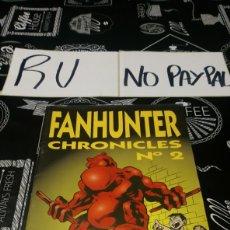 Cómics: FANHUNTER CLONICLES 2 CELS PIÑOL. Lote 150038313