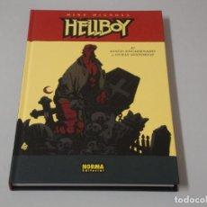 Cómics: HELLBOY EL ATAUD ENCADENADO Y OTRAS HISTORIAS. Lote 150068978