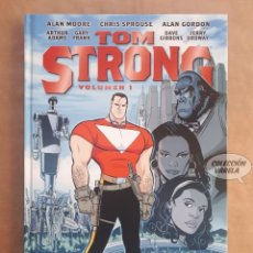 Cómics: TOM STRONG - TOMO 1 - ALAN MOORE Y CHRIS SPROUSE - NORMA - JMV. Lote 150255318