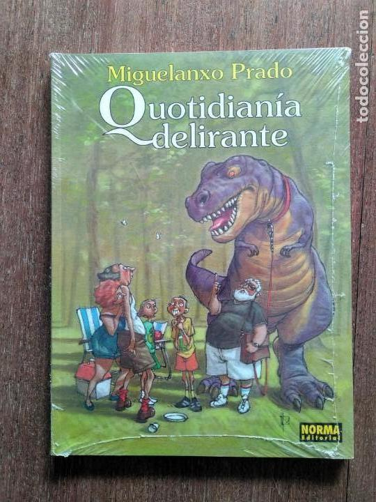 TOMOS QUOTIDIANIA DELIRANTE MIGUELANXO PRADO (Tebeos y Comics - Norma - Comic Europeo)