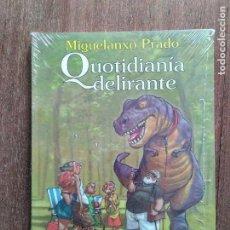 Cómics: TOMOS QUOTIDIANIA DELIRANTE MIGUELANXO PRADO. Lote 150469454