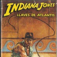 Fumetti: INDIANA JONES Y LAS LLAVES DE ATLANTIS, MINISERIE COMPLETA DE 4 NÚMEROS. Lote 151312914