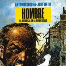 Cómics: COLECCIÓN BN - NORMA / NÚMERO 4 (HOMBRE. LA HERENCIA DE LA HUMANIDAD). Lote 151520346